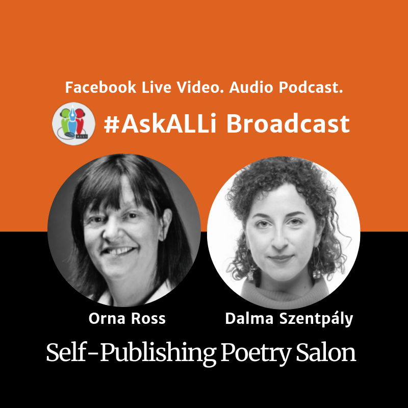 Orna Ross Poetry Newsletter October 2019