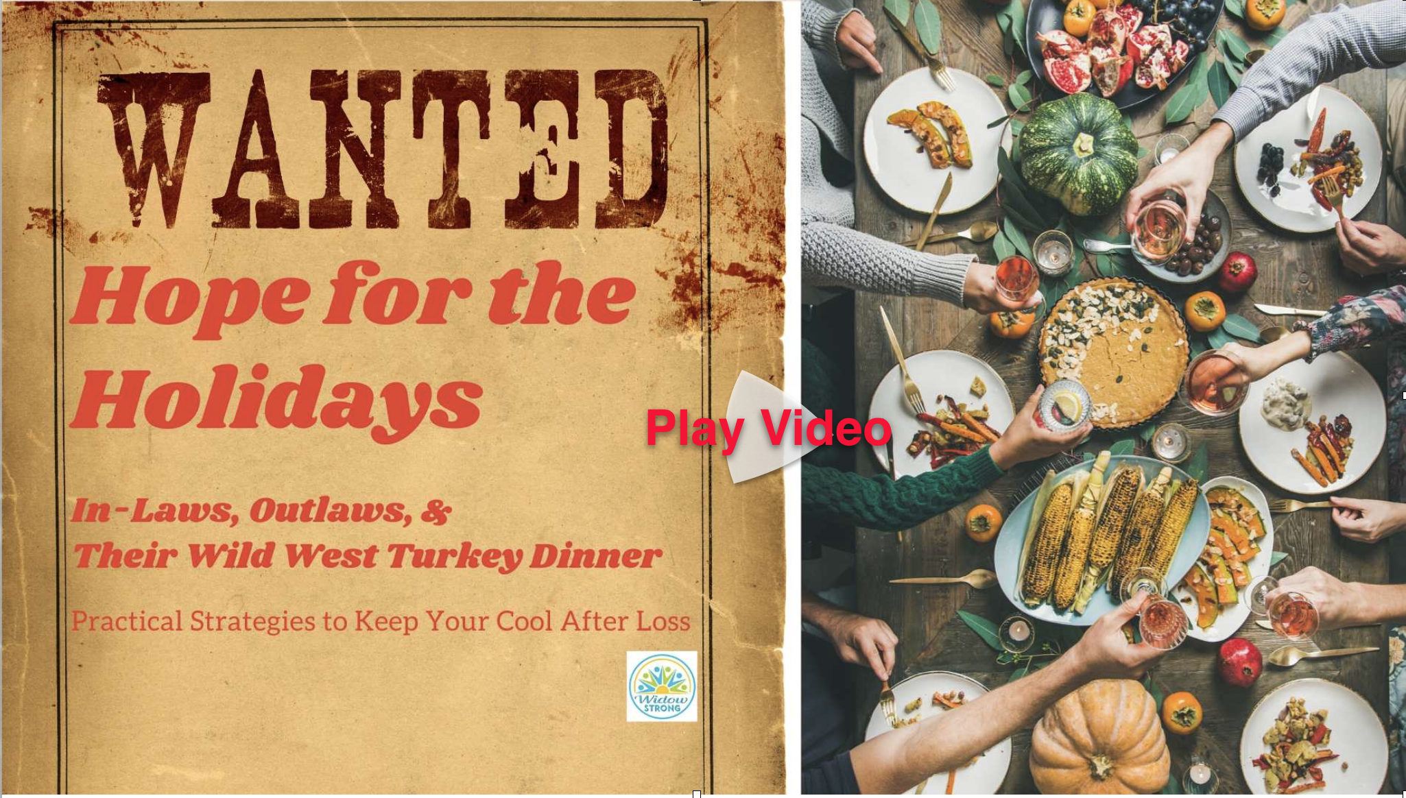 Hope for the Holidays: In-Laws, Outlaws, & Their Wild West Turkey Dinner