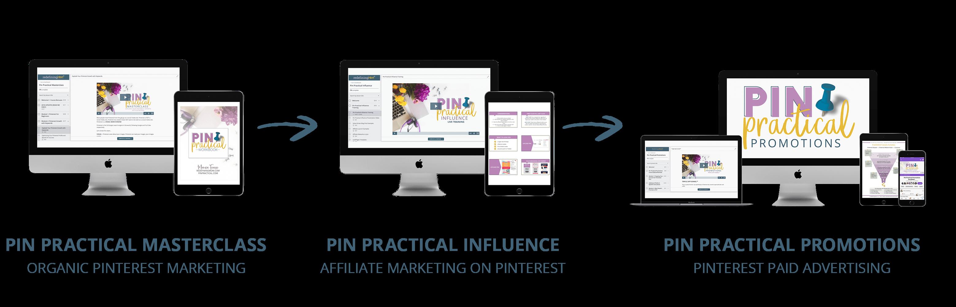 Save big on Pinterest Marketing courses!